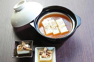 洋風湯豆腐
